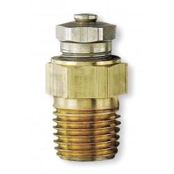 Parker Hannifin - PRV103-2 - 1.19 Brass and Plated Steel Relief/Filler Vent Plug
