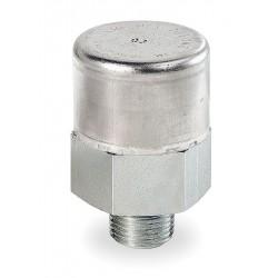 Parker Hannifin - PRV201-03 - 2.16 Steel Body; Aluminum Top; Buna N Seal Pressure/Vacuum Breather