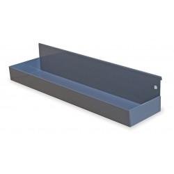 Durham - DSH-184-95 - Gray Additional Door Shelf, 4 Width