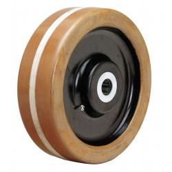 Hamilton Caster - W-1030-LP-1 - 10 Caster Wheel, 3600 lb. Load Rating, Wheel Width 3, Phenolic, Fits Axle Dia. 1