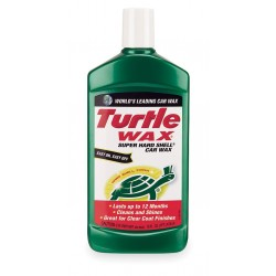 Turtle Wax - T123R - 16oz Super Hard Shell Liquid Wax