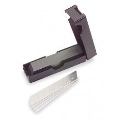 "Stanley / Black & Decker - 11-301L - 4-1/4"" x 18mm Carbon Steel Snap-Off Blade&#x3b; PK50"