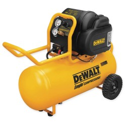Dewalt - D55167 - 1.6 HP, 115VAC, 15 gal. Portable Electric Barrel Air Compressor, 200 psi