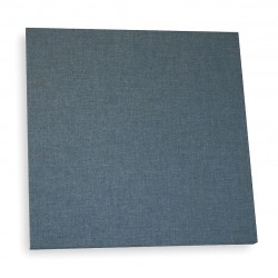 Sound Seal - FWP22B - Acoustic Panel, Decorative, Blue, 4 sq.ft.