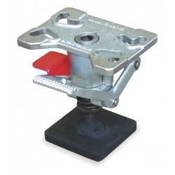 Other - FL-ADJ-46 - Adjustable Floor Lock, Top Plate, 8 in.