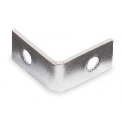 Other - 1WDD4 - 3/4 x 1/2 Steel Corner Brace with Zinc Finish