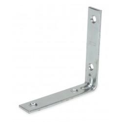 Other - 1WDD5 - 2-1/2 x 5/8 Steel Corner Brace with Zinc Finish