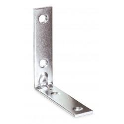 Other - 1WDD6 - 3-1/2 x 3/4 Steel Corner Brace with Zinc Finish