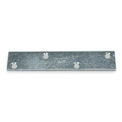 Other - 1WDG6 - 8 x 1-1/4 Steel Mending Plate