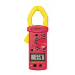 Amprobe - AC68C - Clamp On Digital Clamp Meter, 1-5/8 Jaw Capacity, CAT III 300V