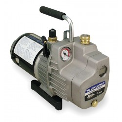 Yellow Jacket / Ritchie Engineering - 93560 - Refrig Evacuation Pump, 6.0 cfm, 8 ft.