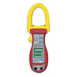 Amprobe - ACD-16 TRMS-PRO - Clamp On Digital Clamp Meter, -58 to 518F Temp. Range, 1-49/64 Jaw Capacity, CAT III 600V