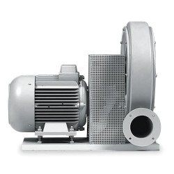 Fuji Electric - VFT73-2 - Regenerative Blower, 30 HP, 3561 CFM