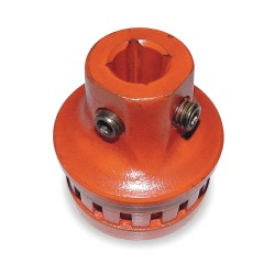 RIDGID - 42620 - Square Drive Adapter For Use With 1AC02, 6YJ38, 161 Geared Threader, 258 Power Pipe Cutter
