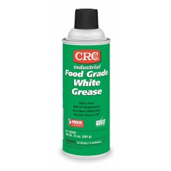 CRC - 03038 - White Food Grade White Grease, 16 oz., NLGI Grade: 2