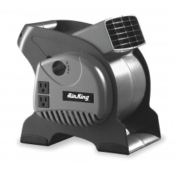Air King - 9550 - Air King 9550 Pivoting Utility Blower for 9100 Series Industrial Fans