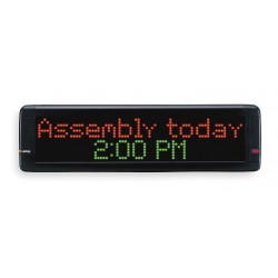 Adaptive Micro Systems - 10182218 - Message Display Sign