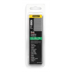 Stanley / Black & Decker - SWKBN1250 - Brad Nails, I 1/4 In, Natural, PK1000