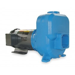 Goulds Water / Xylem - 50SPH20 - Goulds Pump Model 50SPH20 SP Series Self Priming Centrifugal