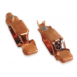 Stirling / IDEAL Industries - 770217 - Copper Test and Battery Battery Clip Set with Screw and/or Crimp Connection,