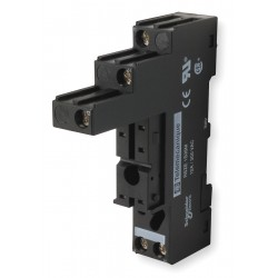 Telemecanique / Schneider Electric - RXZR335 - Hold Down Clip, Plastic Type