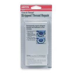 Loctite - 28654 - Stripped Thread Repair Kit, 12.9mL, Gray