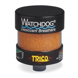 Trico - 39101 - 6.25 ABS Plastic, Impact Modified Acrylic Desiccant Breathers
