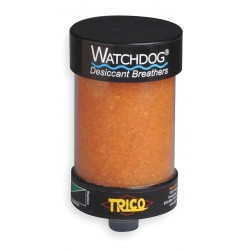 Trico - 39102 - 9.25 ABS Plastic, Impact Modified Acrylic Desiccant Breathers