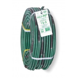 AFC Cable Systems - 2804G42-00 - 250 ft. Solid Armored Cable; Conductors: 2 with Ground, 12 AWG Wire Size, Green
