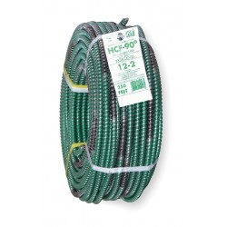 AFC Cable Systems - 2858G42-00 - 250 ft. Stranded Armored Cable; Conductors: 2 with Ground, 12 AWG Wire Size, Green