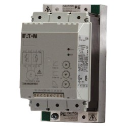 Eaton Electrical - DS7-342SX012N0-N - 3 Phase, Soft Start, 12A Output Current, 240 to 480VAC Input Voltage, 240 to 480VAC Output Voltage