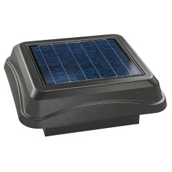 Broan-NuTone - 345CSOWW - Solar Powered Attic Ventilator, Mount