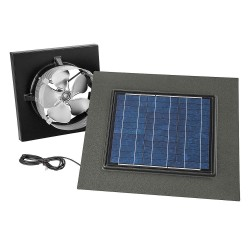 Broan-NuTone - 345GOWW - Gable, Solar Powered Attic Ventilator