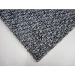 Pawling - EM-22-0-441 - 19-3/4 x 19-3/4 x 12.7mm Berber Carpet Tile with 32.5 sq. ft. Coverage Area, Zinc