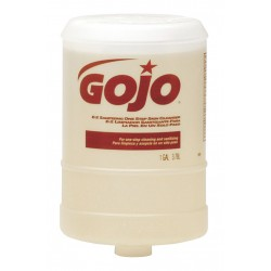 Gojo - 1895-04 - Sanitizing Liquid Soap, 1 gal. Bottle, 4 PK