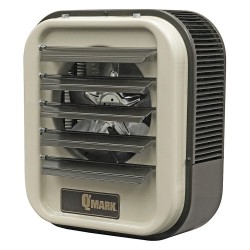 QMark / Marley - MUH202 - Electric Unit Heater, Wall or Ceiling, Vertical or Horizontal, 208/240VAC, 15.0/20.0 kW, 3 Phase