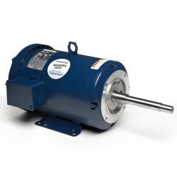 Marathon Electric / Regal Beloit - 215TTFW14302 - 15 HP Close-Coupled Pump Motor, 3-Phase, 3520 Nameplate RPM, 230/460 Voltage, 215JP