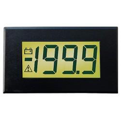 Lascar Electronics - DPM-950 - Digital Panel Meter, LCD, 7 to 14VDC