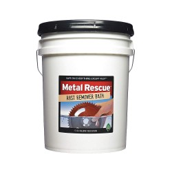 Armor Protective Packaging - METALRESCUE5GAL - 5 gal. Rust Remover, 1 EA