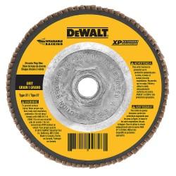 "Dewalt - DW8330 - 7"" X 5/8""-11 80g Type 29hp Flap Disc"