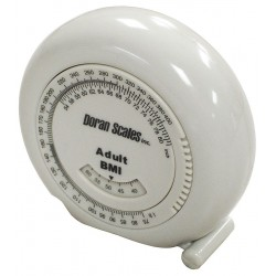 Doran Scales - DSACC14-5 - BMI Waist Tape Measure