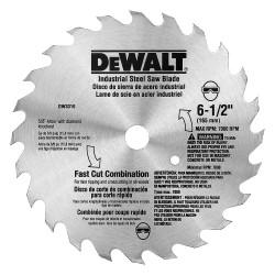 "Dewalt - DW3310 - 6-1/2"" 18t Steel Fast Cu"