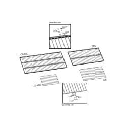 Memmert - E20165 - Grid Shelf; For Use With Model 110