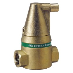Taco - 49-075T-2 - Air Separator, 3/4in., 150psi, Automatic