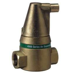 Taco - 49-150T-1 - Air Separator, 150psi, 240, Automatic