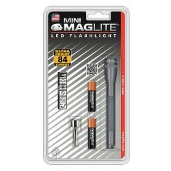 MagLite - SP32106K - Industrial LED Handheld Flashlight, Aluminum, Maximum Lumens Output: 100, Silver