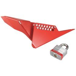 Master Lock - S3477 - Steel Ball Valve Lockoutdevice 1-1 4 To 3 Val