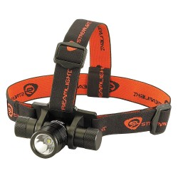 Streamlight - 61304SL - LED Headlamp, Aluminum, 50, 000 hr. Lamp Life, Maximum Lumens Output: 635, Black