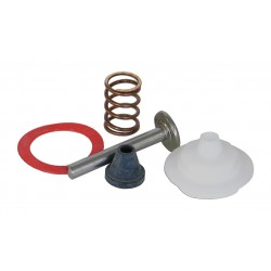 Kissler - 68-2305 - Handle Kit, Rubber, Plastic, Brass, For Use With Sloan Flush Valve