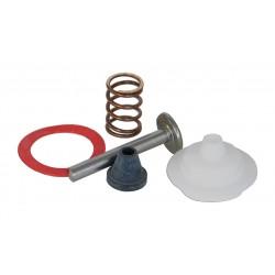 Kissler - 68-2305 - Handle Kit, Rubber, Plastic, Brass, For Use With Sloan Flush Valve